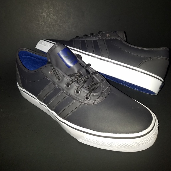 1414bbb256d adidas Other - Adidas adi- ease leather skate shoes mens size 10.